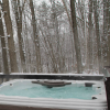Winter Hot Tubbing