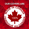 Canadian Made Replacement Hot Tub Covers