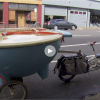 Bike Shop Sells Portable Hot Tub
