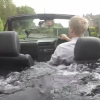 "Colin Furze's ""Mad Scientist"" Hot Tub Car"
