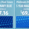 Solar Blankets for Swimming Pools