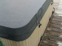 Prevent insects with your hot tub and pool covers