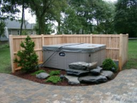 Enjoying the great outdoors with your hot tub