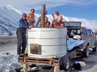 Hot Tubs Go Mobile, too!