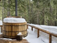 Preparing your hot tub for the cold