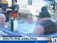 Bizarre hot tub news stories