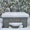 Winter Stress On Hot Tub Covers