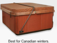 Hot Tub Accessories for Canadian Winters