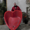 Heart-Shaped Hot Tub Auction