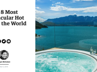Spectacular Hot Tubs for your March Break Getaway