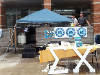 Hot-tub-a-thon fundraiser fighting cancer