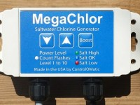Swim Spa & Small Pool Saltwater Chlorinator