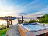 Do hot tubs help sell homes faster?