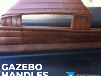 What are gazebo handles?