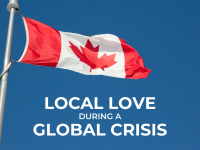 Local Love during a Global Crisis