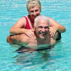 seniors hot tub health benefits