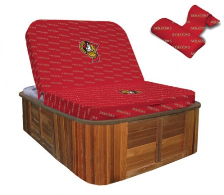 ottawa senators hot tub cover