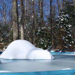 Preparing Pool for Spring Opening