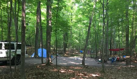 Camping to Glamping