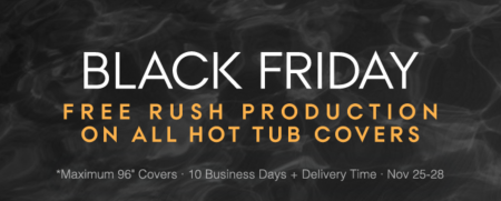 black friday cyber monday hot tub covers canada