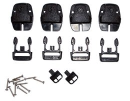 hot tub cover safety clips lockable