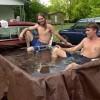 DIY Hot Tubs Gone Crazy