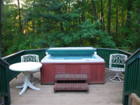 Hot Tubs and Real Estate
