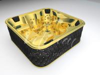 Golden Hot Tub