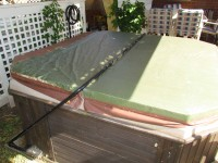 How to tell when your hot tub cover needs replacing