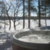 Winter Hot Tub Therapy
