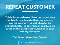 Hot Tub Covers Canada Repeat Customers