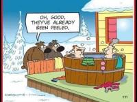 Hot Tub Humour