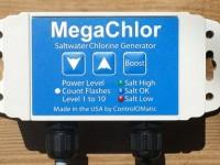 Swim Spa & Small Pool Saltwater Chlorinator