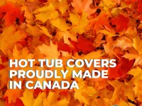Hot Tub Covers Proudly Made in Canada