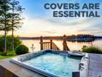 Spa Essentials: A Hot Tub Cover