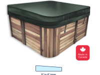 Is Your Hot Tub Cover Winter Ready?