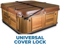 Universal Hot Tub Cover Lock