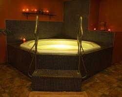 beautiful indoor spa lighting ideas