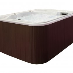 large hot tub to move