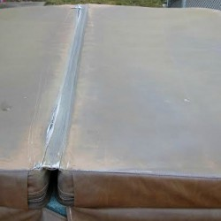 used hot tub covers