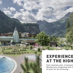 Aqua Dome Spa in Austria