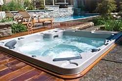 hydropool hot tubs swim spas canada jacuzzi