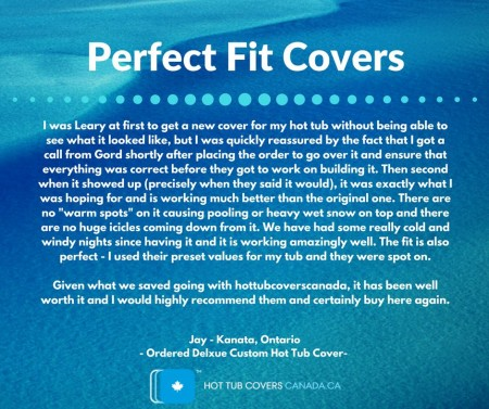 review hot tub covers canada