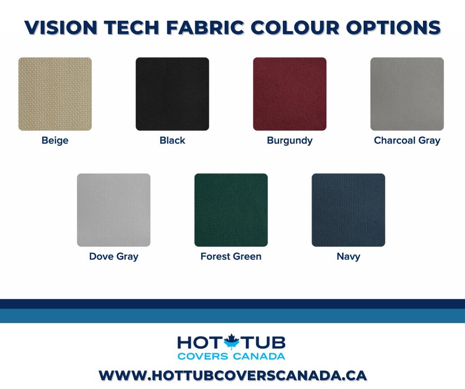 vision tech colours